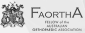 Fellow Australian Orthopaedic Association